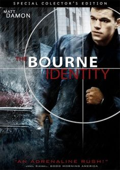 Matt Damon plays his role as Jason Bourne. A special ops soldier who has lost his memory of who he is after getting shot twice in the back. On the run, Jason looks to find his true identity. Jason Bourne, Matt Damon, Franka Potente, Best Action Movies, Good Movies, Action Films, Love Movie, Movie Tv, Movies Showing