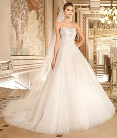 Demetrios Wedding Dress Style 574