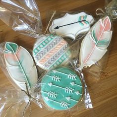 Hey, I found this really awesome Etsy listing at https://www.etsy.com/ca/listing/468603123/boho-feather-arrow-sugar-cookies