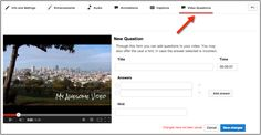 How to Add Questions for Students to YouTube Videos | Jonathan Wylie | Education Technology Consultant