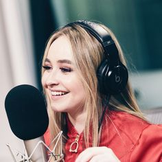 You should definitely check out @sabrinacarpenter's #Why on @applemusic. She talked to @lalaromero about the track, her love of NYC and what tour life is like. Hear it on @applemusic. #Beats1Request