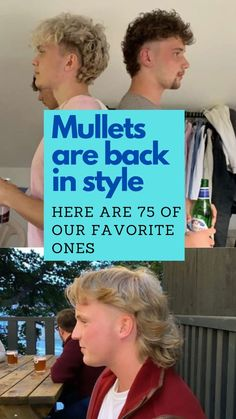 Mullets are back in style. Here are 75 of our favorite ones. #mullets #hairstyle #style Modern Mullet, Mullet Hairstyle, Mullets, Butt Workout, Hair Highlights, Super Funny, Celebrity Gossip, Funny Moments, Hair Beauty