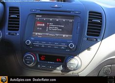 TESTED: 2014 Forte Reviewed For The First Time By The Spies - AutoSpies Auto News