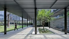 Gallery of A Garden by the Side of a Wetland—Xixi International / GAD work - 1