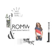 """romwe"" by narcisa20 ❤ liked on Polyvore featuring Hedi Slimane and Old Navy"
