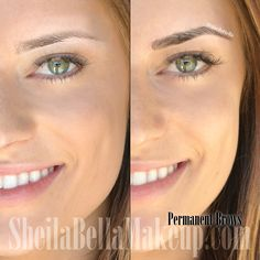 Have beautiful and natural brows that stay on you wherever you go! No one else does semi-permanent makeup like Sheila Bella PERMANENT MAKEUP! Book your appointment with us ASAP--we're filling up fast! Hannah Stocking, Semi Permanent Makeup, Natural Brows, Eyebrow Tattoo, Makeup Tips, Eyebrows, Make Up, 4 Years, Schedule