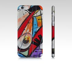 iPhone case, phone cases, iPhone 5 case, painted, iPhone case 6 case, painted iPhone, iPhone cover, African American art, iPhone skin