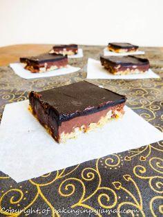 Peanut Butter Crispy Treats (Baking Through Baked)@Baking in Pyjamas
