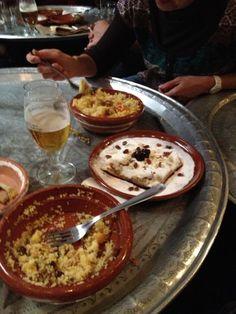 Al-Jaima, Cocina del Desierto en Madrid, Madrid