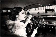 Dita Von Teese  Fur & cars Добавь, ставь нравится, поделись. Add, Like, Share! #furonline #furfashion #furstyle