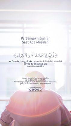 Quotes Rindu, Pray Quotes, Hadith Quotes, Quran Quotes Love, Allah Quotes, Islamic Love Quotes, Muslim Quotes, Beautiful Quran Quotes, Quran Quotes Inspirational
