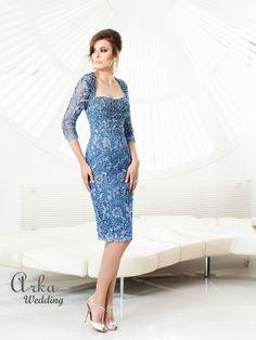 Φόρεμα από δαντέλα. Κωδ. 70934