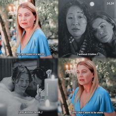 GREY'S ANATOMY S14E24 Meredith #greysanatomy GREY'S ANATOMY S14E24 Meredith Greys Anatomy Funny, Greys Anatomy Episodes, Greys Anatomy Characters, Greys Anatomy Facts, Grays Anatomy Tv, Grey Anatomy Quotes, Grey's Anatomy Tv Show, Meredith Grey's Anatomy, Meredith And Derek