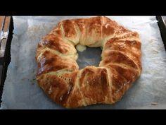 Knack & Back Herzhaft gefüllter Croissantring - Ein echter Partykracher ! - YouTube