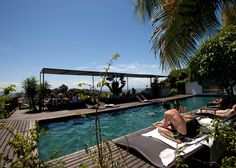 In honor of the last day of carnaval and wanting to go back: Santa Teresa Hotel in Rio, Brazil