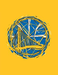 RareInk - NBA Logo's by Mike Harrison, via Behance
