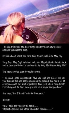 funny blonde jokes - Dump A Day Blonde Humor, Funny Blonde Jokes, Funny Jokes, Funny Humour, That's Hilarious, Freaking Hilarious, It's Funny, Funny Texts, Aviation Humor