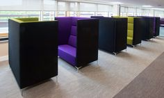 Office Problems Solved » Meeting Pods| Meeting Booth Furniture|Office Problems Solved