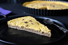 When doing Egg Fast diet eating eggs for 3 to 5 days could seem like forever if you weren'table to enjoy an occasional treat like Egg Fast Custard Tart. Pudding Desserts, Custard Desserts, Custard Tart, Custard Filling, Keto Pancakes Coconut Flour, No Egg Pancakes, Almond Flour, Fast Dessert Recipes, Cake Recipes