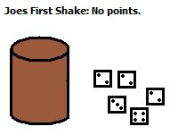 Joe's first shake