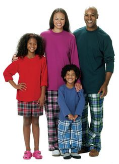 Family Sleepwear | Butterick Patterns