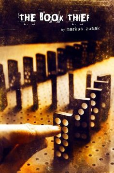 The Book Thief  -thank you Salma for introducing me to this book i love it so far...
