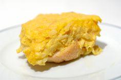 Pincho de #tortilla española jugosa. #patata #tortilla #tapa #pincho #tortilladepatata