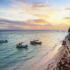 """Barbados on Twitter: """"Go somewhere where every day ends with a bit of magic. #VisitBarbados #LoveBarbados : nessytg on IG… """""""
