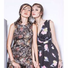Chelsea editorial with the beloved Amalur and Aquiliana dresses.  #shopatchelsea #fabrics #fbloggers #fbloggersuk #dress #shopping #lotd #ootd