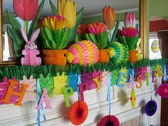 easter decorations - Google Search