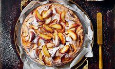 Äppelkladdkaka med vit choklad – recept med rivna äpplen | Aftonbladet