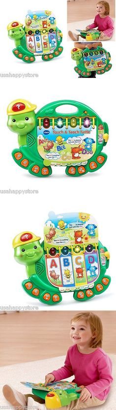Game Cartridges and Game Books 177916: Vtech Electronic Toys Interactive Book Kids Learning Educational Letter Music -> BUY IT NOW ONLY: $38.62 on eBay!