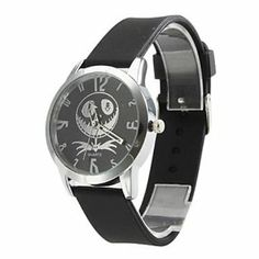 Tanboo Unisex Premium Silicone Style Analog Quartz Wrist Watch (Black) by Tanboo. $6.99. Wrist Watches. Casual Watches. Women's, Men's Watche. Gender:Women's, Men'sMovement:QuartzDisplay:AnalogStyle:Wrist WatchesType:Casual WatchesBand Material:SiliconeBand Color:BlackCase Diameter Approx (cm):3.9Case Thickness Approx (cm):0.7Band Length Approx (cm):24.3Band Width Approx (cm):1.8