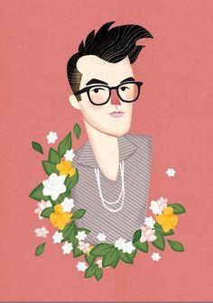 Morrissey by Pixelbox (pixelbox.es)