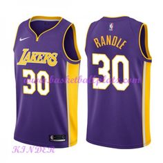 Los Angeles Lakers NBA Trikot Kinder 2018-19 Julius Randle 30  Statement  Edition Basketball Trikots Swingman bffd5b505