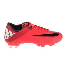 Nike Women's Mercurial Victory II FG Soccer Cleats ; or these .