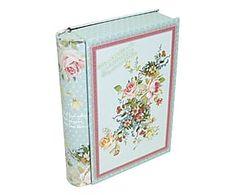 Book box sweet garden