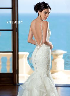 Wedding Dresses   Bridal Gowns   KittyChen Couture - Tiana