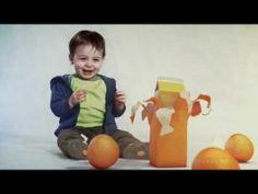 Advertisement for Orange Juice.