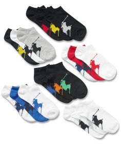 polo socks cute