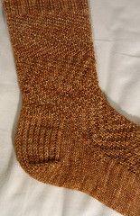 Ravelry: Fall Mystery Sock pattern by verybusymonkey