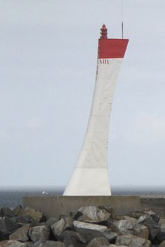 #Lighthouse - La Turballe Jetée de Garlahy, #France…