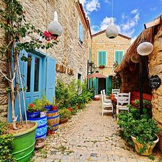 Alacati, Turkey.