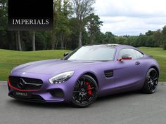 JUST IN! 2016 Quality Street AMG GTS Premium Pack, 4,000 miles from new and available for £109,995, at Emerson Park