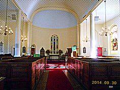 Prince George Episcopal Church. Georgetown, SC