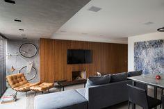 Contemporary architecture, interior design and modern product designs. Living Room Designs, Living Room Decor, Modern Tv Wall, Apartment Entrance, Tv Wall Decor, Urban Decor, Interior Architecture, Interior Design, Unique Furniture