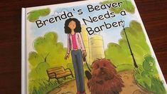 The book tells the story of Brenda's big messy beaver and how it scares people away. what on Earth is funny about that? Double Entendre, Creativity Exercises, Out Of Your Mind, Innocent Child, Stick It Out, Story Time, Barber, The Book, Childrens Books