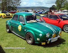 Renault ondine Gordini de 1962
