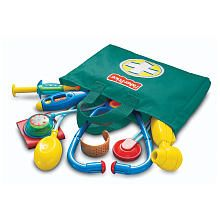 "$14.99 must get for Trin to not be scared at the doctors. Fisher-Price Medical Kit -  Fisher-Price - Toys""R""Us"