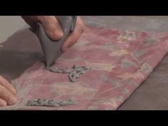 Ceramic Arts Daily – Lisa Orr Shares a Really Creative Way to Use Trailing Slip